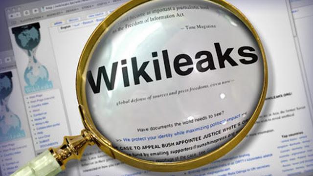 Di Balik Pembocoran Dokumen Rahasia oleh Wikileaks