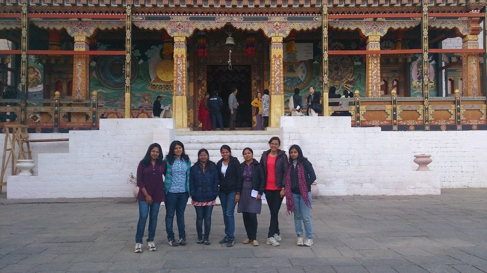 Memoirs of an all girls trip to Bhutan - the land of happiness