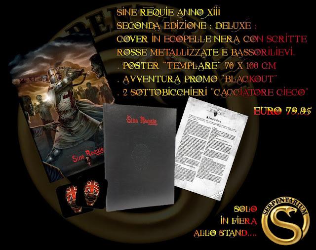 Sine Requie Anno XIII Deluxe Edition