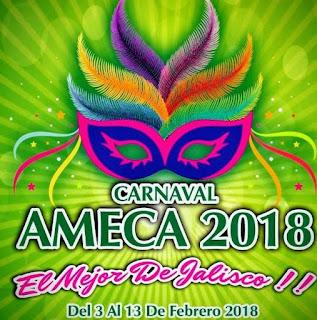 carnaval ameca 2018