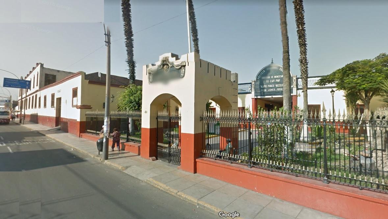 Escuela PNP. CAP. ALIPIO PONCE VASQUEZ - Lima Cercado