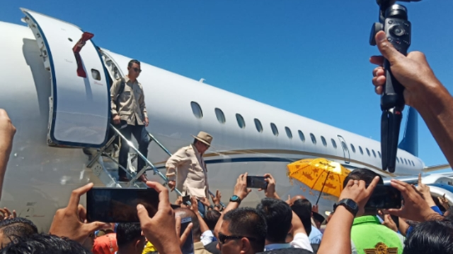 Andi Arief: Keselamatan Prabowo adalah Tanggung Jawab Jokowi