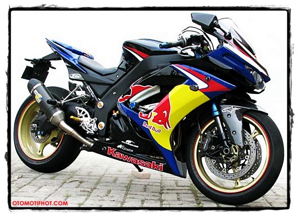 Modifikasi Kawasaki Ninja 250 Paling Keren