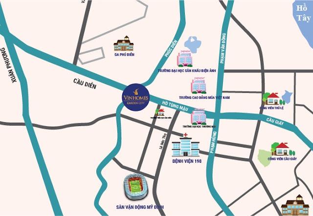 Dự án Thành phố Xanh của Vingroup