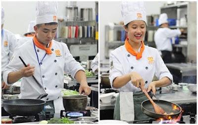 Học nghề bếp tại Tây Nguyên – tương lai rộng mở.