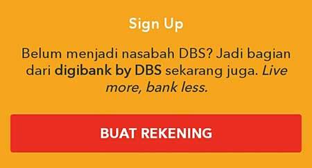 Belum Bisa Buka Tabungan Digibank by DBS Bank
