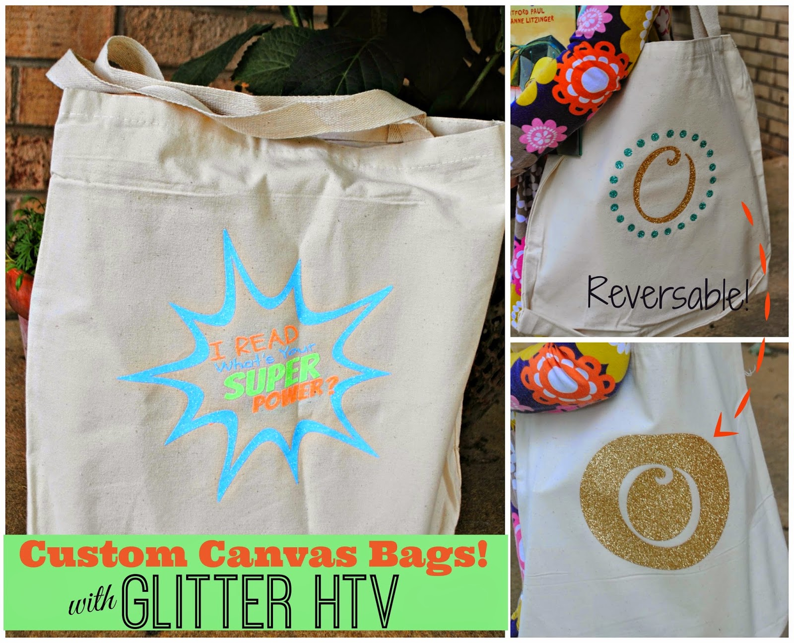 Glitter, HTV, heat transfer vinyl, project