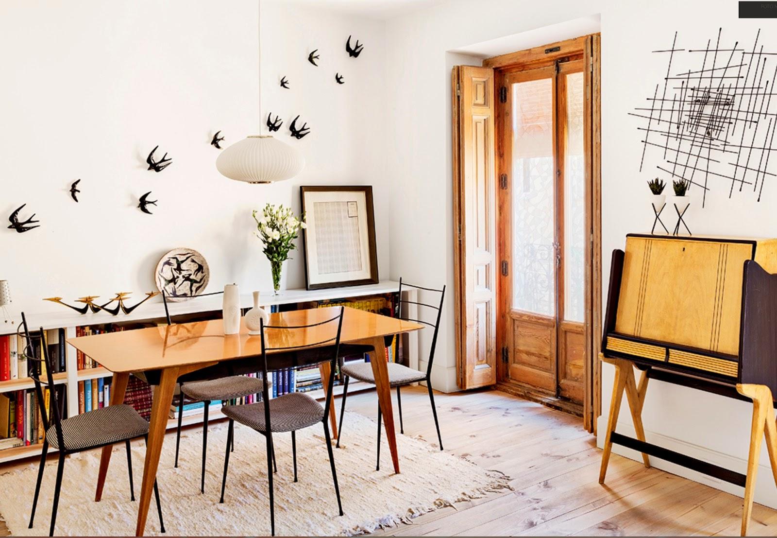 House Of Spanish Interior Designer Erico Navajo In Madrid
