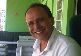 Barry Prima pemeran Bima Fatih di Kampung Jawara