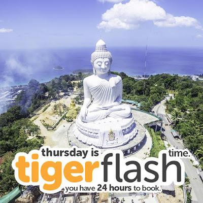 Khuyến mãi hấp dẫn Tigerflash ngày 04-08-2016