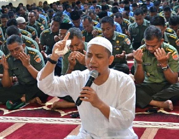 Tausiyah Ustadz Arifin Ilham Ini Menggugah Banyak Orang Ikut Aksi 4 November