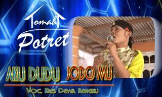 Lirik Lagu Aku Udu Jodomu - Kris Dewarengku
