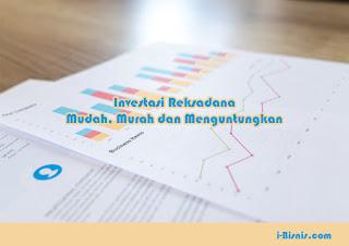 Mulai Investasi Reksa dana Mudah dan Menguntungkan