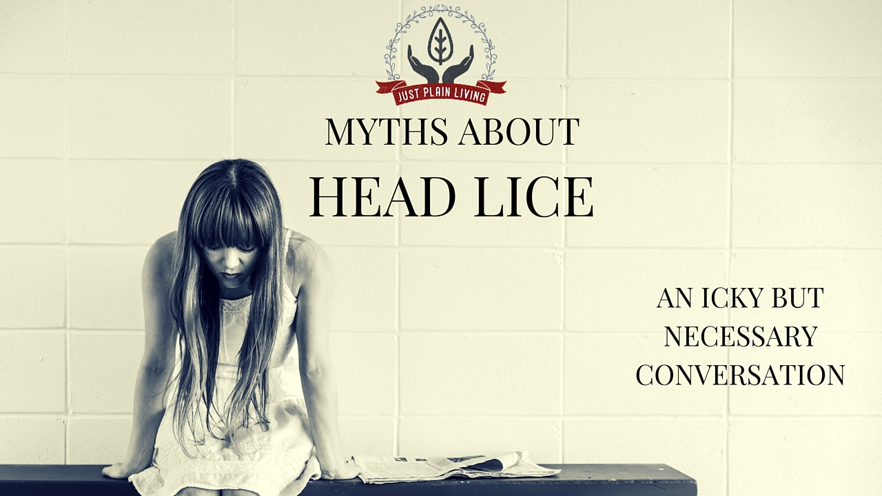 There are so many myths out there about head lice. You probably know (or believe) some of these.