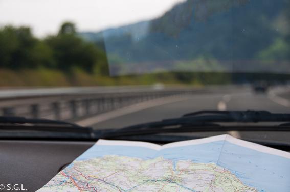 Roadtrip. Hoy compartimos tiempo de verano.