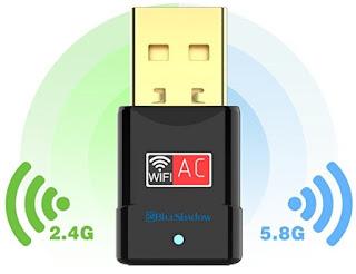 ((Direct link)) BlueShadow AC600,  AC600M USB Wireless Driver >> For Windows / Mac
