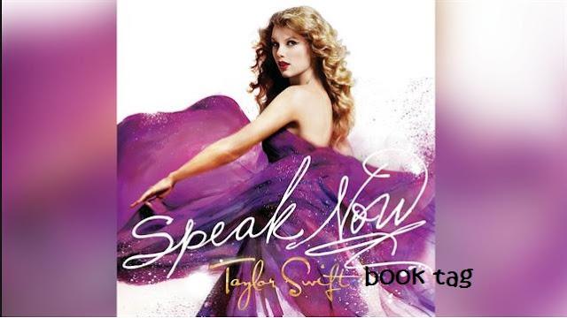 Taylor Swift Book Tag!