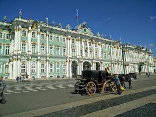 Russie Saint Petersbourg Ermitage