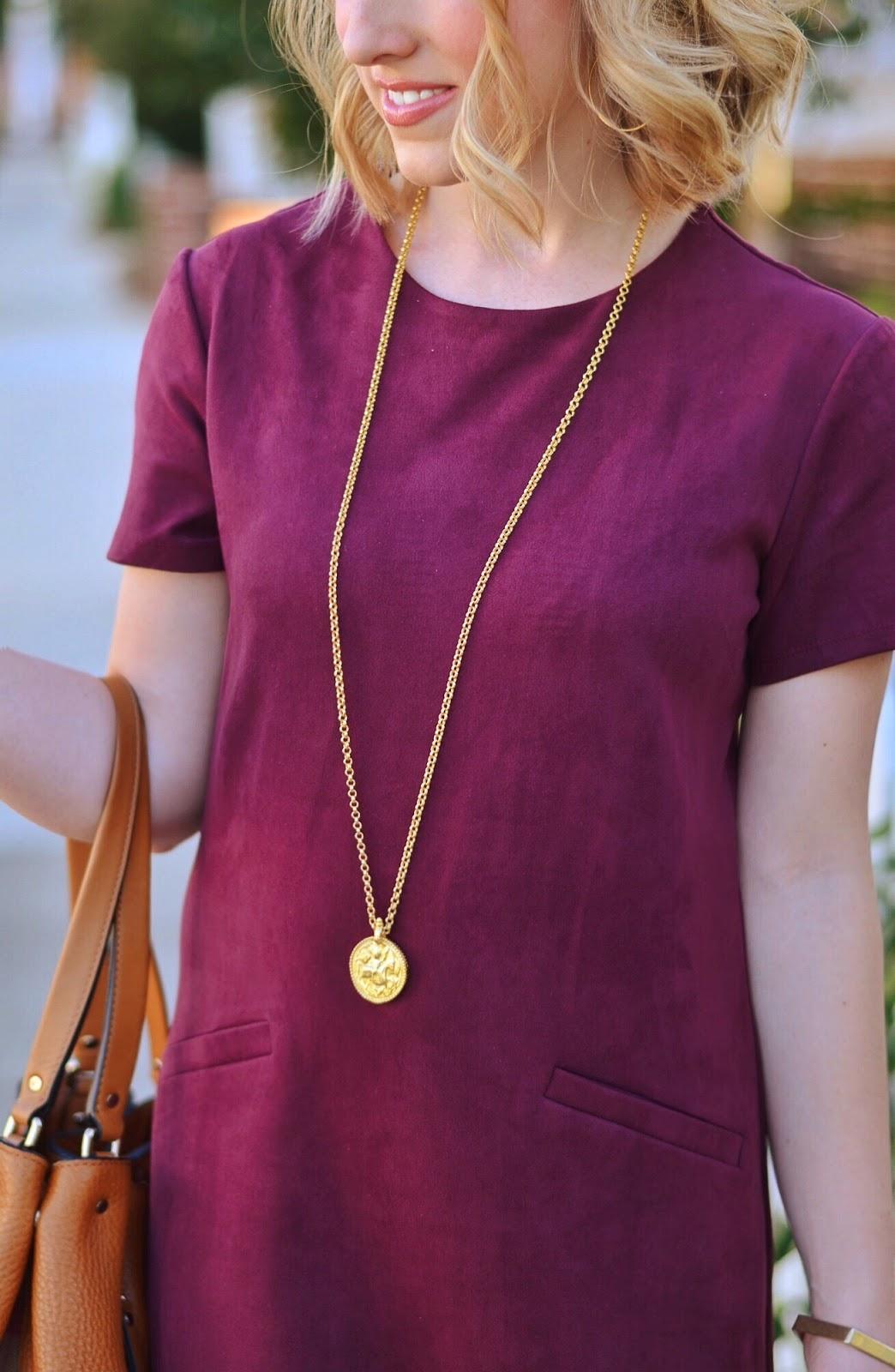 Julie Vos Coin Necklace