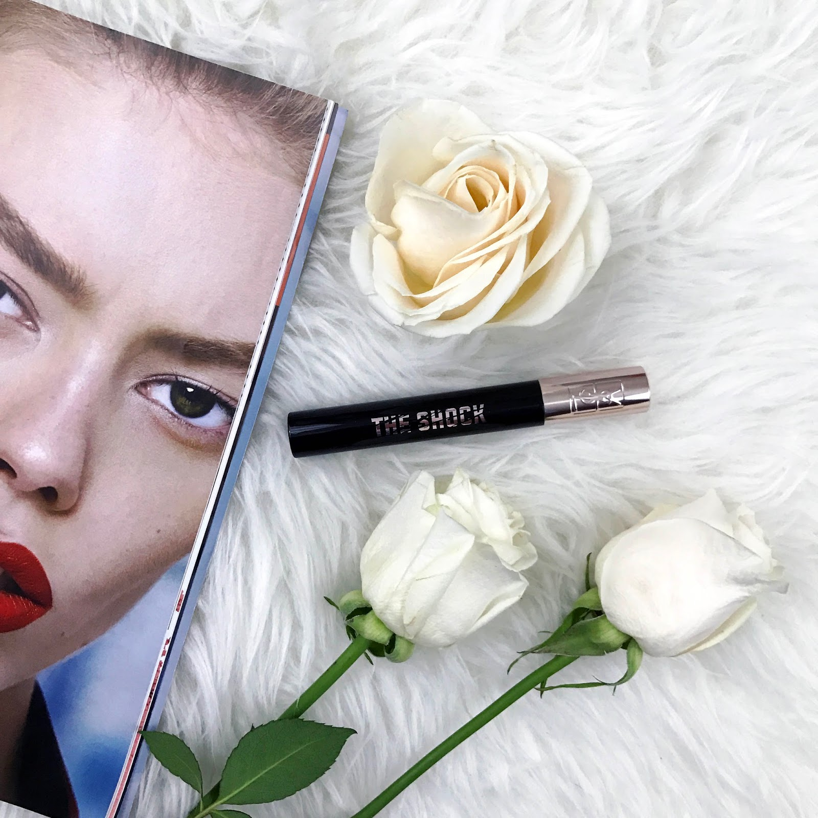YSL The shock mascara review