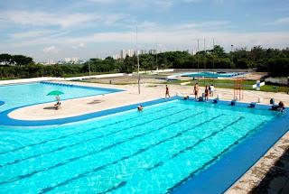 Parque Ecológico do Tietê - Piscina