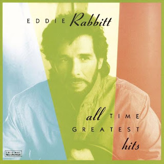 Eddie Rabbitt - Drivin My Life Away on All Time Greatest Hits (1980)