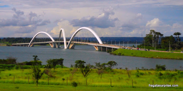 Ponte JK, Brasília