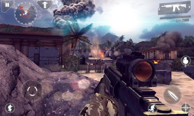 Download Modern Combat 4 Apk + Data Offline Gratis 2019