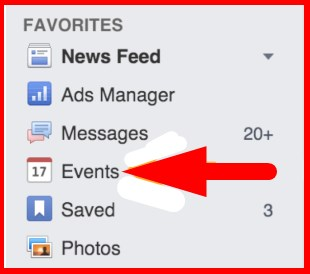 how to create a facebook event public