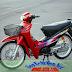 Sơn xe Honda Wave Alpha màu đỏ cực đẹp [Wave_SG2010]