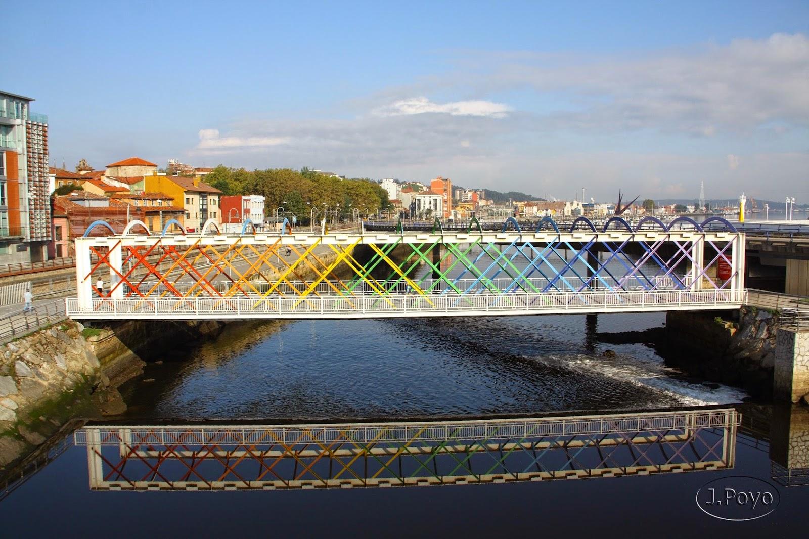Puente de San Sebastian de Avilés