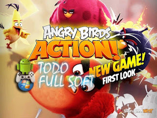 Descargar Angry Birds Action! v2.6.2 Full Apk