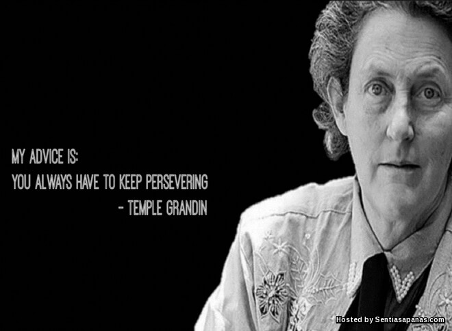 Dr Temple Grandin Kanak-kanak Autisme Yang Genius