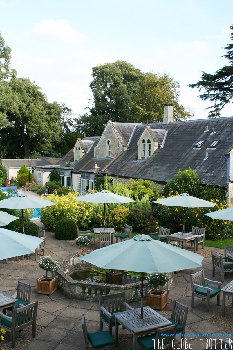 Beechfield House Luxury Hotel near Chippenham