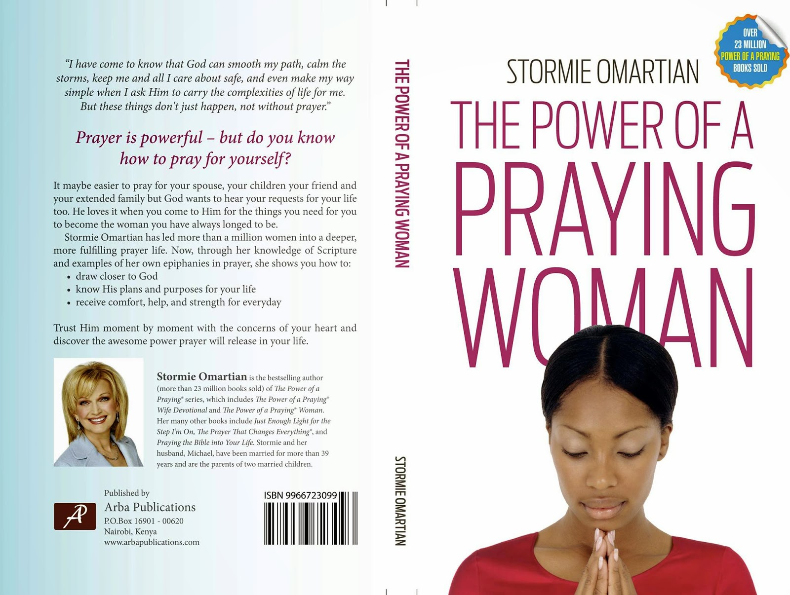 ARBA Publications: #0 The Power of a Praying Woman | Stormie Omartian -Preface-