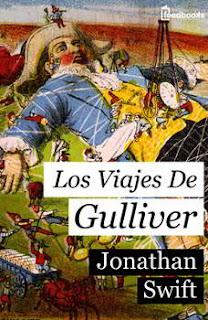 Portada del libro los viajes de gulliver para descargar en pdf gratis