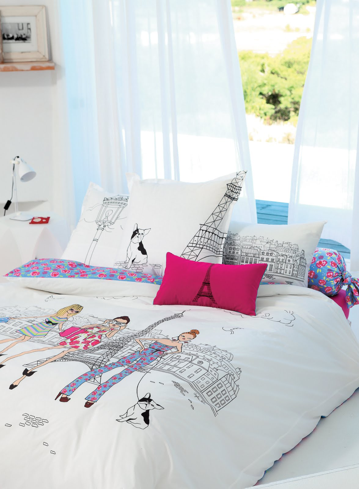 girly jusque sous ma couette lili blog mode biarritz. Black Bedroom Furniture Sets. Home Design Ideas