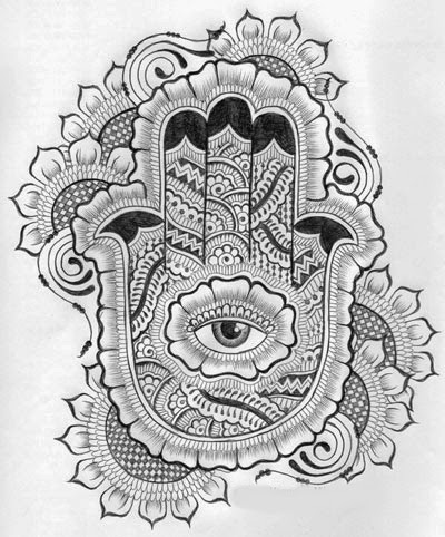 Free Mehndi Patterns For Eid  Henna Drawings 201415 New