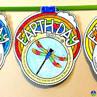 Earth Day Pennant