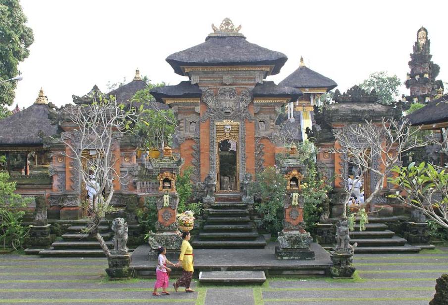 Info Puri Agung Gianyar Warta Wisata Bali