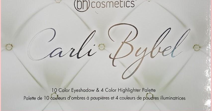 carli bybel palette tutorial