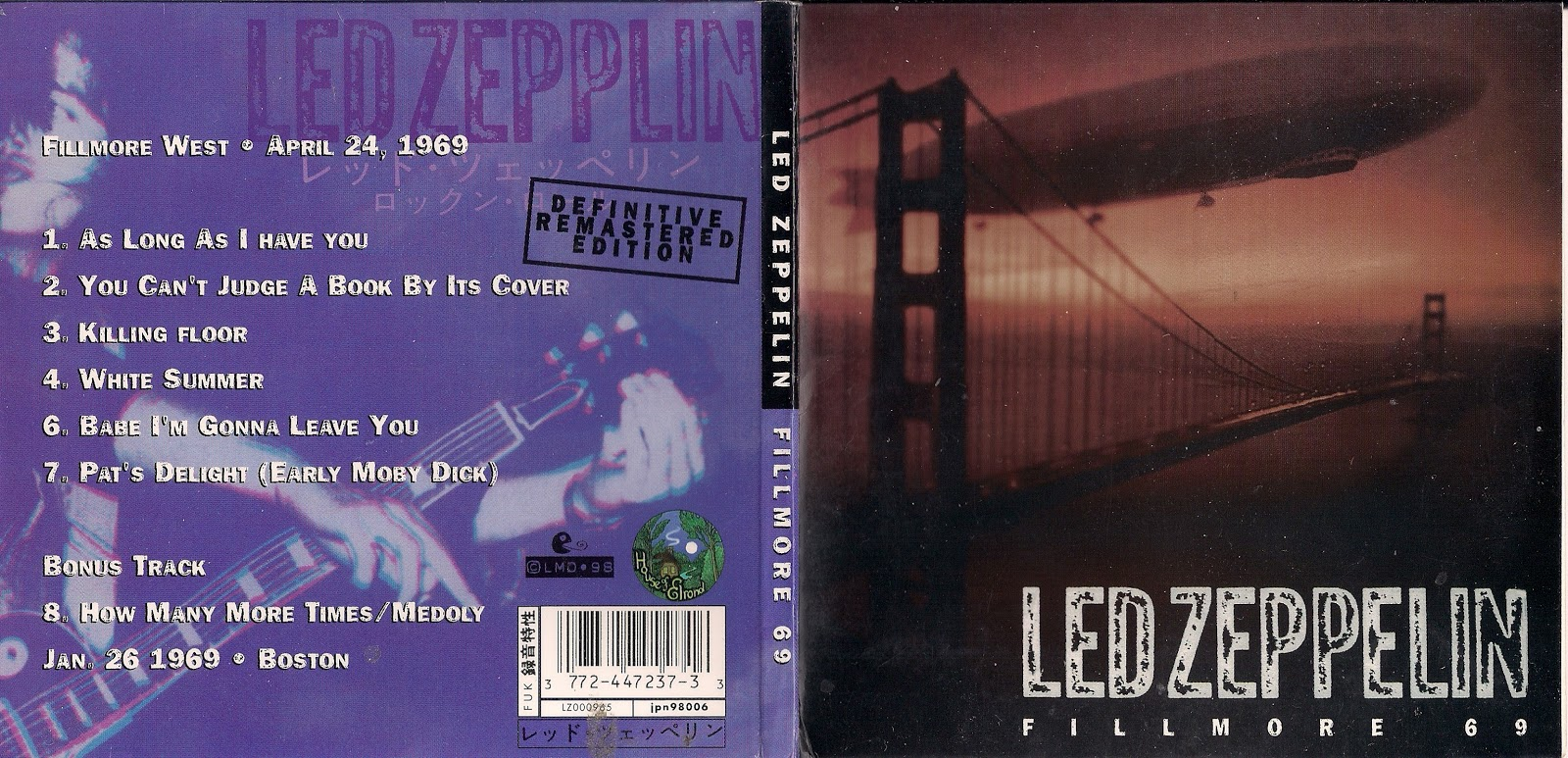 Led Zeppelin 24 192