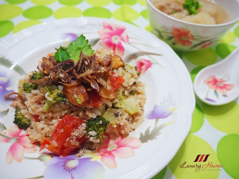 tomato rice japanese style olive vegetables recipe