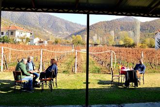 Τo ΚΤΗΜΑ ΣΤΕΡΓΙΟΥ στους «Δρόμους του Κρασιού της Βορ. Ελλάδας»