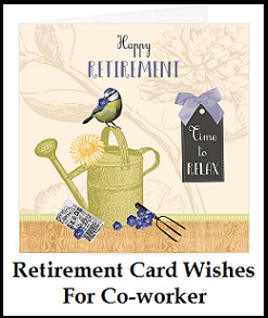 Sample messages and wishes retirement send various send off messages before the last working day of your colleague to show your gratitude and wishes here are some ideas and sample wordings for m4hsunfo