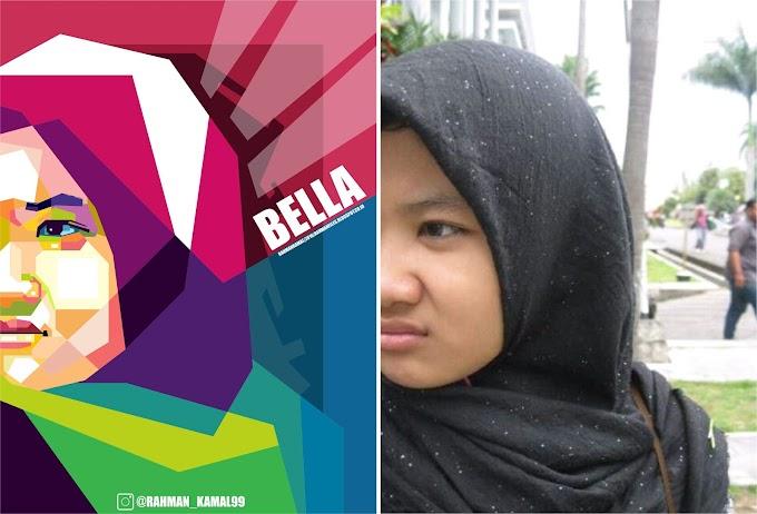 Bella in WPAP by Rahman Kamal