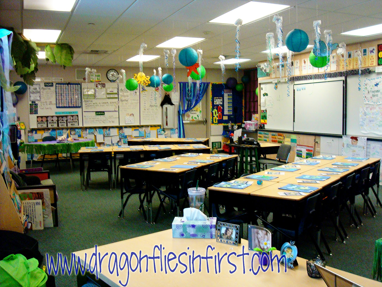 Innovative First Grade Classroom ~ Open house a first grade grand finale engaging