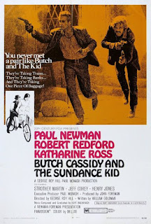 film movie Butch Cassidy And The Sundance Kid (1969)