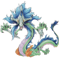 Stardust Xialong And Dragon