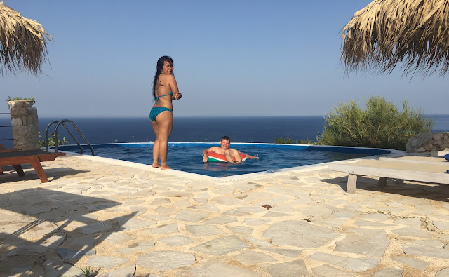 Bluecaves poszukujac raju Zakynthos Greece